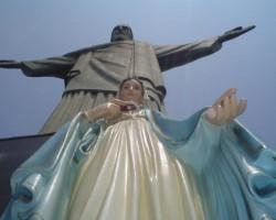 Caminhar em companhia de Maria, nossa Mãe (por João Antonio Johas)