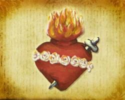 O Sagrado Coração nos atrai com misericórdia