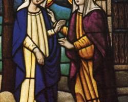 """IV DOMINGO DO ADVENTO: """"Bendita és tu entre as mulheres, e bendito o fruto de teu ventre"""""""