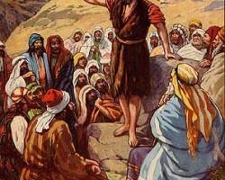 """II DOMINGO DO ADVENTO – ANO C - """"Preparem o caminho do Senhor, aplainem suas veredas"""""""