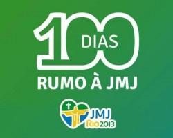 A JMJ RIO 2013 ESTÁ CHEGANDO - Alexandre Borges de Magalhães