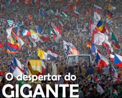 """O """"Despertar do Gigante"""" - Alexandre Borges de Magalhães"""