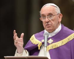 Mensagem do Papa Francisco para a Quaresma 2015