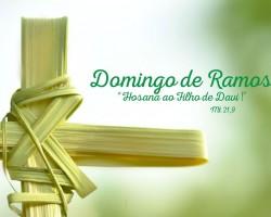 DOMINGO DE RAMOS - Hosana! ...... Crucifica-o!