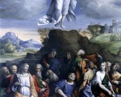 """Solenidade da Ascensão do Senhor: """"Foi levado ao céu e sentou-se à direita de Deus."""""""