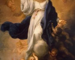 """Solenidade da Assunção de Santa Maria: """"Eis que agora as gerações hão de chamar-me de bendita."""""""