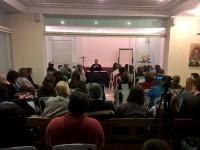 Movimento de Vida Cristã em São Paulo realiza primeira palestra para formação na fé
