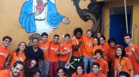 MVC SP | Jovens realizam missões solidárias no Jardim Felicidade