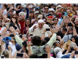 Audiência Geral: Com Jesus, passamos de mendigos a discípulos