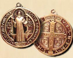 A medalha e a espiritualidade de São Bento