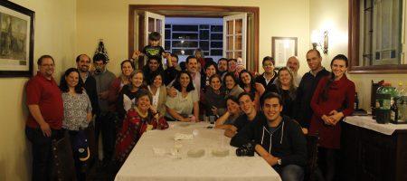 MVC PET | Visita da Família García ao MVC Petrópolis