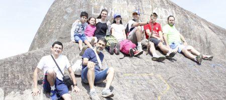 MVC PET | Trilha no Castelinho