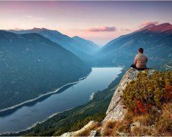 Viver com paixão o presente: um presente de Deus