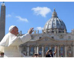Papa Francisco: realidade deve ser aceita e enfrentada como é