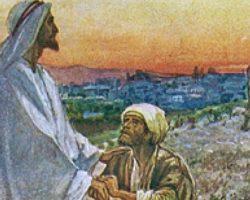 """XXVIII DOMINGO DO TEMPO COMUM  """"Atirou-se aos pés de Jesus, com o rosto por terra, e lhe agradeceu"""""""