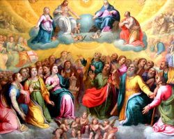 Solenidade de Todos os Santos «Bem-aventurados os pobres em espírito, porque deles é o Reino dos Céus»