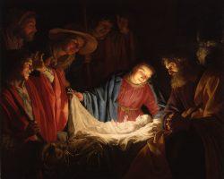 """25 de Dezembro de 2016 – Missa da Meia Noite: """"Encontrarão um menino envolto em panos e deitado numa manjedoura"""""""