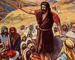 """II DOMINGO DO ADVENTO: """"Preparai o caminho do Senhor, endireitai suas veredas!"""""""