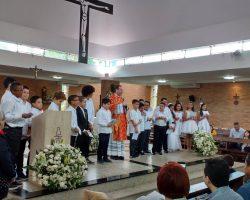 Primeira Comunhão - Escola Pinheiro